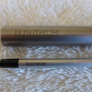 Mascara and eye pencil